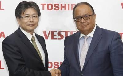 Toshiba TV nerenin malı